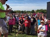 Thousands Protest Planned Parenthood Across America