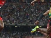 Bolt from Blue Again .... Jessica Ennis Steals Show