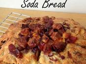 Prosciutto, Manchego Balsamic Onion Soda Bread: GBBO Week
