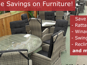 Huge Rattan Furniture Sale
