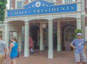 There Long Lines Everywhere Disney Nobody Line HALL PRESIDENTS?