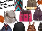Ready Fall: Awesome Trendy Backpacks