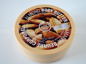 Body Shop Butter Almond!