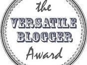 Versatile Blogger Nomination Nominees