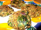 Oats Spinach Cutlets