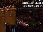 Know Thomas Monson Prophet, Seer, Revelator