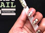 Easy Nail Tutorial With Stripping Tape