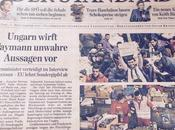 European Newspaper Front Pages: Refugees Dominate