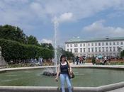 Salzburg Mirabell Gardens..