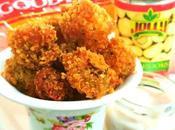 Recipe: Crunchy Mushroom Popcorn #makeitjolly