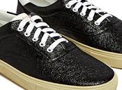 They're Cracked Saint Laurent Verni Lame Sneaker