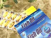 Fish Oil: Stop Stress, Take Rest