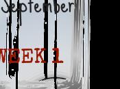 Week Sober September…