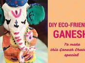 Clay Ganesha Make Ecofriendly Home
