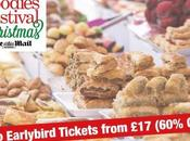Foodies Festival Edinburgh Christmas Event