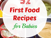 First Food Recipes Babies