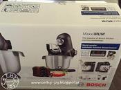 BOSCH MaxxiMUM Sensor Control Kitchen Machine (MUMXX40GGB)