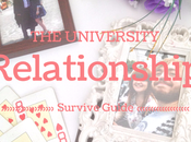 University Guest Post: Relationship Guide