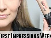 YouTube First Impressions Week: Infallible Matte Foundation