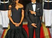 Michael Obama's Massive Trapezius Muscle