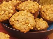 Pumpkin Butterscotch Muffins #MuffinMonday