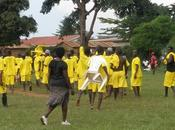 Football Helped Ugandan Prison Find Their Status Support from Health Centre