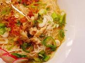 Vietnamese Chicken Noodle Soup (pho)