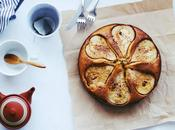Pear Apple Cake Easy Baking (Gluten Free) (Refined Sugar-Free)