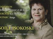 Love, Loss, Sea: Soile Isokoski Sings French Song