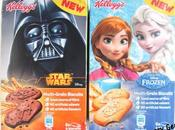 Review: Kellogg's Star Wars Frozen Multi-Grain Biscuits