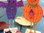 Folk Halloween Friends Tutorial