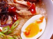 Rice Porridge Breakfast: Congee, Babur