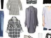 Capsule Wardrobe: Active Casual Busy