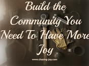 Build Community Need Have More