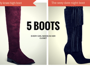 Boots Fall/Winter Every Girl Needs Closet