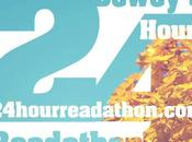 Dewey's Hour Readathon October 2015 (Hour