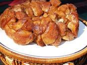 Easy Cinnamon Butter Monkey Bread