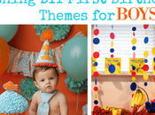 Dashing First Birthday Themes