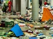 """""""Migrants"""" Drown Small Austrian Town Garbage Feces"""