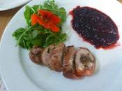 Friday's Featured Food: Stuffed Partridge Breast Forest Dean, England