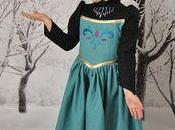 Dress Frozen Untuk Anak Terbaru