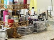Organizing Makeup Beauty Products.