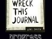 Halloween Special! Wreck This Journal–Pages 78-81 Test, Print