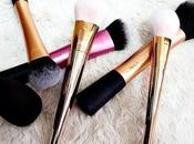 Army Brushes Feat. Real Techniques Beauty Blender
