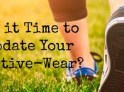 Time Update Your Activewear?