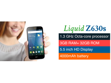 Acer's Feature Smartphone Liquid Z630s True Power House
