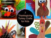 Thanksgiving Turkey Crafts Kids