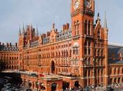 Food Review: Pancras International Station, Euston Road, King's Cross, London