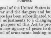 1961 Aims Elimination U.S. Military Civilian Arms