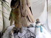 Driftwood Christmas Tree Bell Tutorial